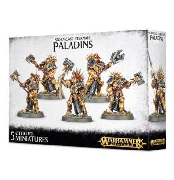 Games Workshop Warhammer Stormcast Eternals Paladins: Decimators, Protectors or Retributors SCE-13